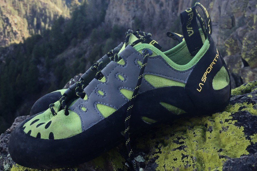 La Sportiva TarantuLace Men's Rock Climbing Shoe Review