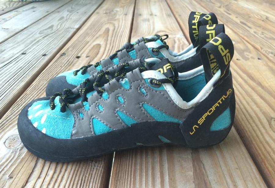 La Sportiva TarantuLace Women's Climbing Shoe Review