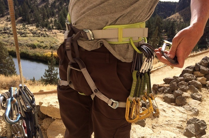 Petzl Corax Harness Review